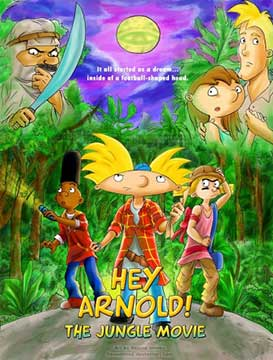 Эй, Арнольд! Приключения в джунглях (2017) Hey Arnold: The Jungle Movie